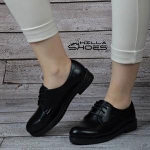 کفش کالج بندی ساده-تصویر 3