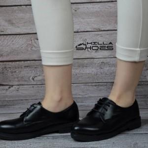 کفش کالج بندی ساده-تصویر 2