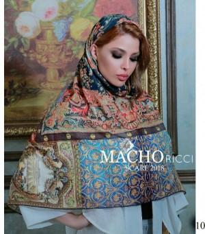 روسری بسیار زیبا کد ۱۰۵۸-تصویر 2
