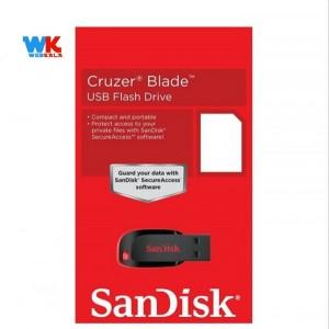 فلش مموری سن دیسک مدل Cruzer Blade CZ50 ظرفیت 32 گیگابایت-تصویر 4