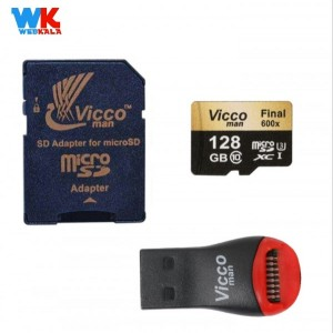 کارت حافظه microSDXC ویکومن مدل Final 600x plus کلاس 10 استاندارد UHS--تصویر 2