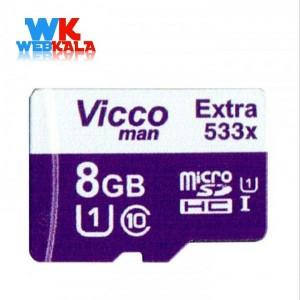 کارت حافظه microSDHC ویکو من مدل Extre 533X کلاس 10 استاندارد UHS-I U1-تصویر 2