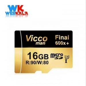 کارت حافظه microSDHC ویکو من مدل Final 600x کلاس 10 استاندارد UHS-I U3