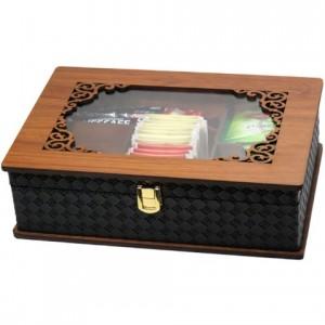 جعبه پذیرایی جعبه آجیل جعبه دمنوش لوکس باکس کد LBL63