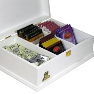 جعبه کادویی جعبه نفیس جعبه هدیه جعبه چوبی کد LB103-تصویر 3