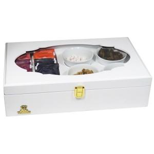 جعبه کادویی جعبه نفیس جعبه هدیه جعبه چوبی کد LB104