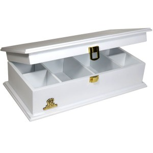 جعبه کادویی جعبه نفیس جعبه هدیه جعبه چوبی کد LB102-تصویر 3