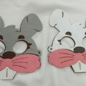 نقاب خرگوش و فیل