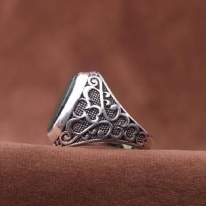 انگشتر یشم هندی-تصویر 3