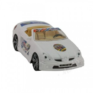 ماشین اسباب بازی بنز کروک پلاستیکی-تصویر 4