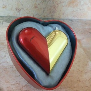 فندک قلب