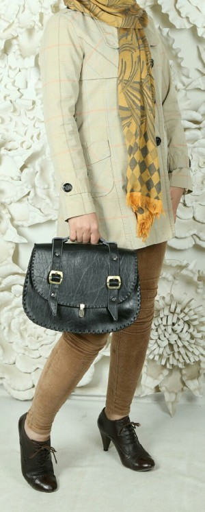 کیف چرم کدA119