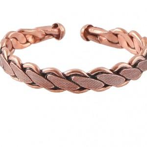 دستبند مسی مناسب برای آقایان و خانم ها-تصویر 2