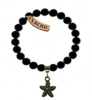 دستبند زنانه لاچو طرح ستاره دریایی