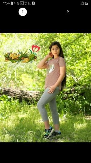 لباس ست دخترانه قلب-تصویر 2