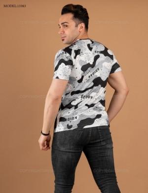 تیشرت مردانه Adidas مدل 13383-تصویر 2