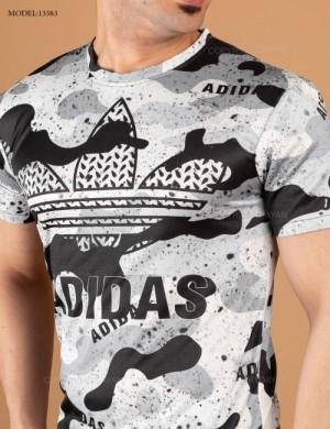 تیشرت مردانه Adidas مدل 13383-تصویر 3