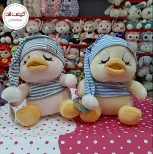 عروسک جوجه اردک خابالو-تصویر 2