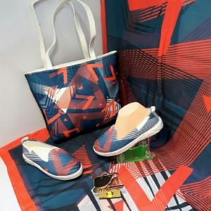 ست کفش و کیف و روسری-تصویر 3