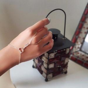 دستبند انگشتری تمیمه