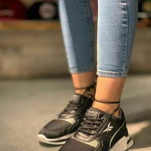 کفش کتانی ریبوک جورابی-تصویر 2