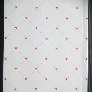دفتر ۱۰۰ برگ ته چسب جلد گلاسه سلفون شده