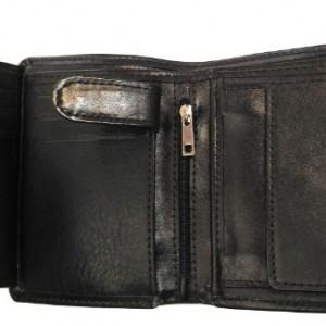 کیف پول جیبی چرم طبیعی گاوی مدل انگلیسی-تصویر 5