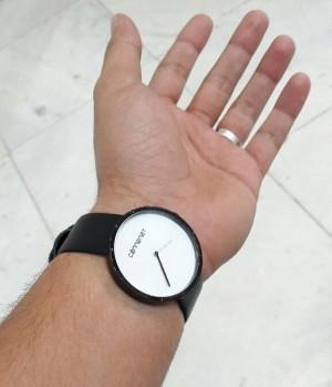 ساعت مچی بندچرمی