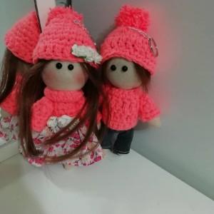 عروسک روسی ست گلبهی