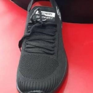 کفش زنانه اسکیچرز دهنه کشی-تصویر 4