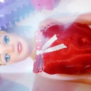 عروسک باربی شانه و پنکه دار-تصویر 3