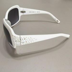 عینک بچه گانه دخترانه طرح نگین-تصویر 3