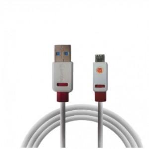 کابل تبدیل USB به microUSB گریفین طول 3 متر