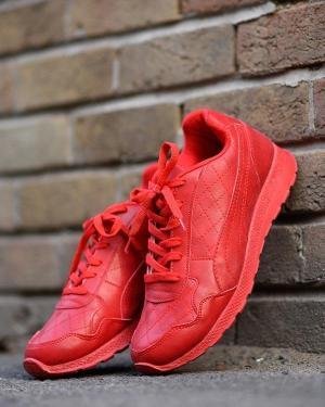 کفش ورزشی زنانه طرح ۰۴۶ puma-تصویر 3