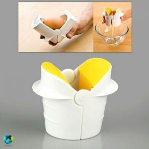 تخم مرغ شکن با قالب تخم مرغ
