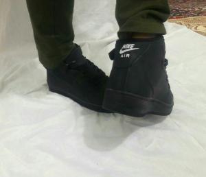 کفش ساق دار نایک مدل Air Force-تصویر 2