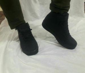 کفش ساق دار نایک مدل Air Force-تصویر 4