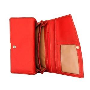 کیف پول زنانه چرم طبیعی-تصویر 2