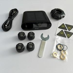 نمایش فشار و دمای تایر خودرو-تصویر 3