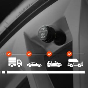 نمایش فشار و دمای تایر خودرو-تصویر 4