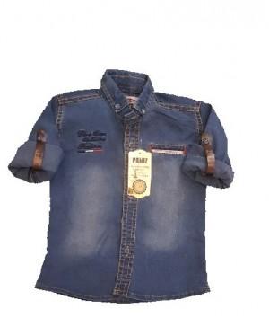 پیراهن لی پسرانه سنگشور-تصویر 3