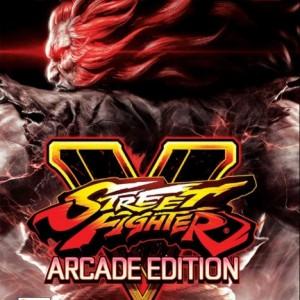 بازی کامپیوتری  Street Fighter V Arcade Edition