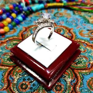 انگشتر سولیتر زنانه 5 باشناسنامه-تصویر 3