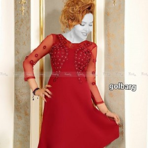 لباس مجلسی گلبرگ-تصویر 5