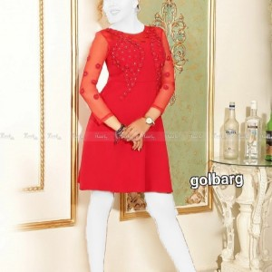 لباس مجلسی گلبرگ-تصویر 3