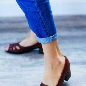 کفش پاشنه دار اشک-تصویر 2