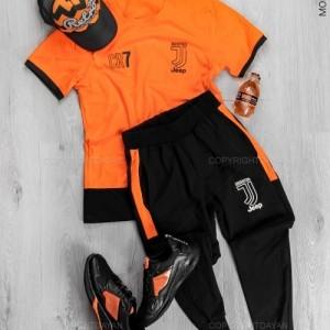 ست تیشرت و شلوار مردانه Juventus مدل 14244-تصویر 3