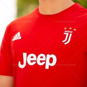 ست تیشرت و شلوار مردانه Juventus مدل 10149-تصویر 3