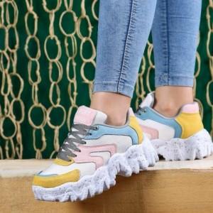 کفش کتانی فشیون اصل-تصویر 3
