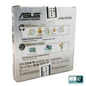 e درایو DVD اکسترنال ایسوس مدل ECD819-SU-تصویر 2